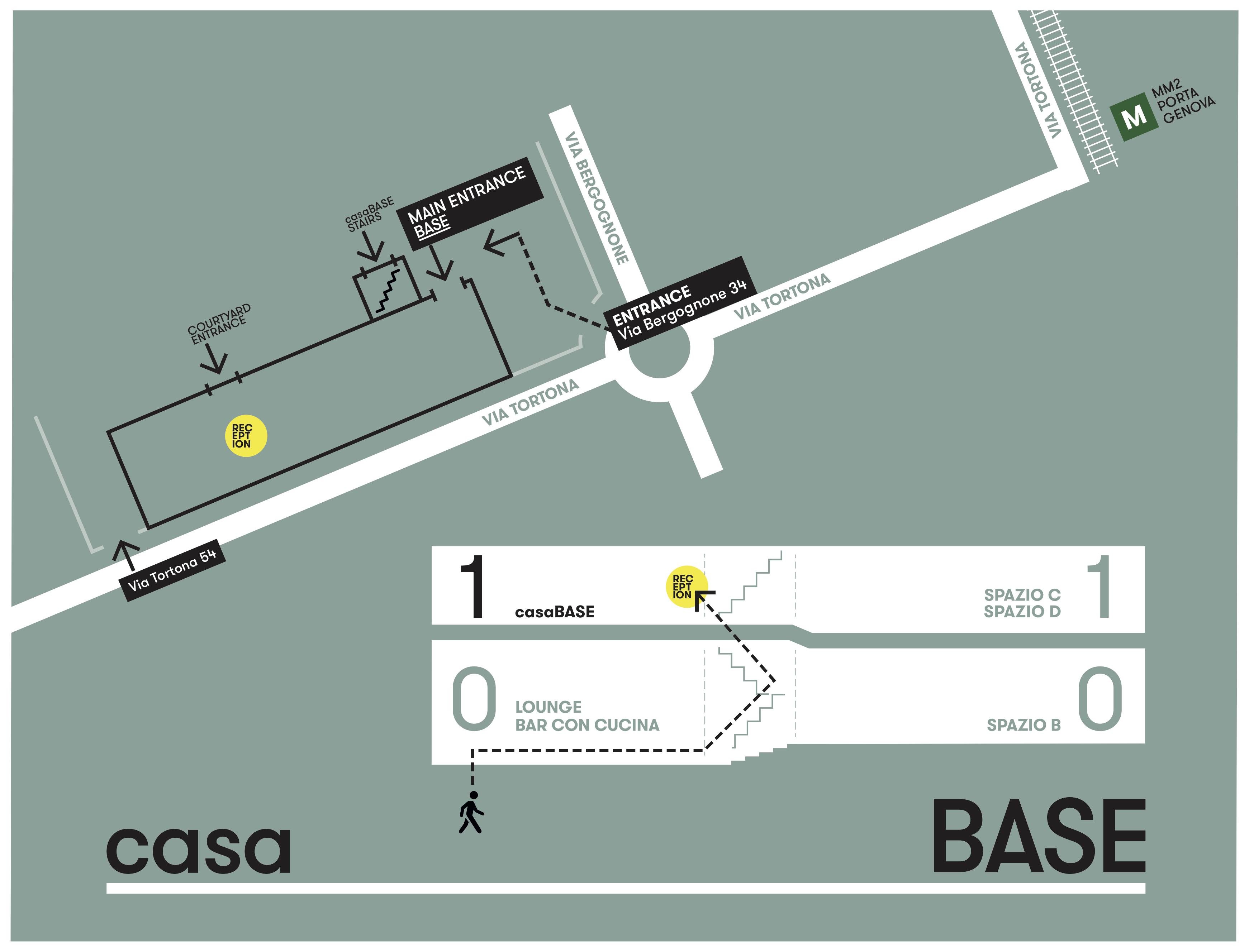 casaBASE hotel milano