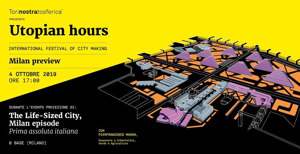 torinostratosferica presenta utopian hours festival di city making