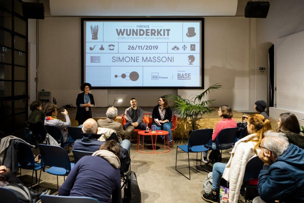 Simone Massoni wunderkit firenze talk creative hub illustrazione design