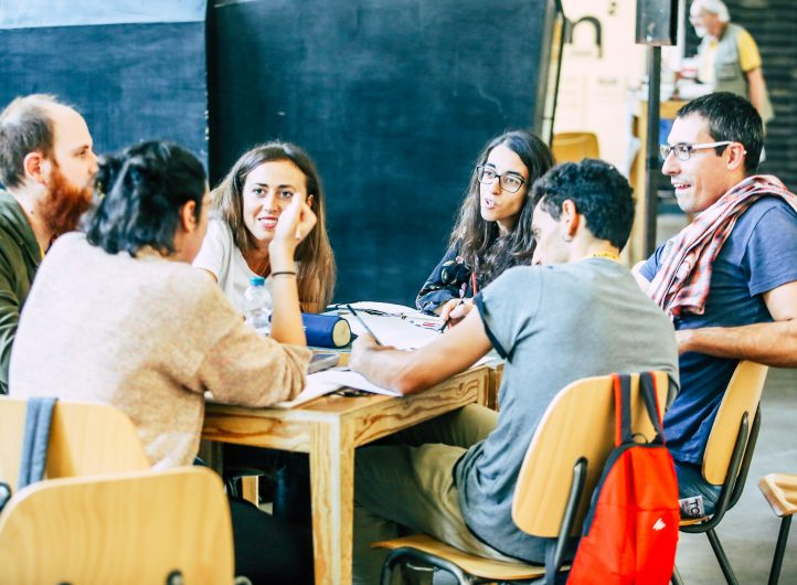 Speak Your Mind: il corso di inglese di BASE Milano workshop